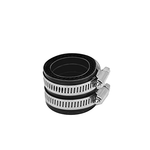 Filtro con Carburatore Moto Carburatore Adattatore in Gomma 35mm 40mm 45mm Tubo di Aspirazione Aspirazione Accessori Moto per P&WK per K&eihin per OKO per K&OSO HMDZ (Color : 40mm N)