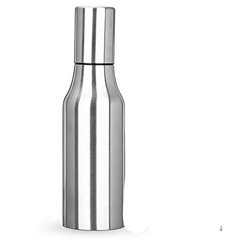 Olive Dispenser 500 ml Edelstahl-Essig Olivenöl Flakon Pot Leakproof Küche Gesunde Sauciere 1yess
