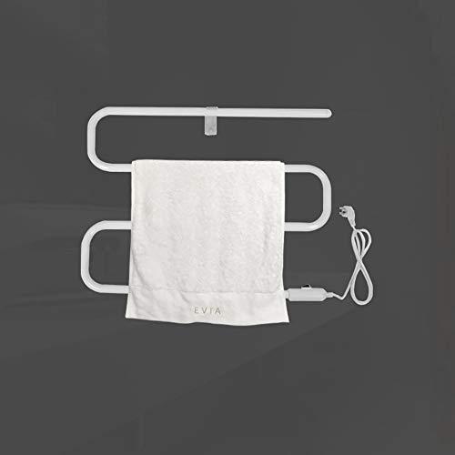 Badkamer handdoekhouder badkamerradiator elektrische ladder aangebrachte plank handdoekradiator design radiator verwarming thuis drogen rek