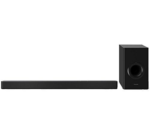 Panasonic Barra de sonido Bluetooth 3.1 canales 300W RMS con diálogo mejorado, color negro con subwoofer inalámbrico