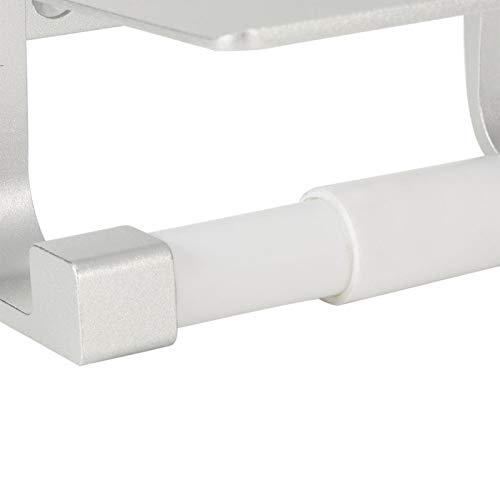 Toallero de papel, Toallero de papel en rollo duradero, Baño de cocina para inodoro con balcón