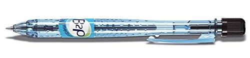 PILOT パイロット B2p Bottle To Pen 油性ボールペン フランス製 (ブラック, M (中字))