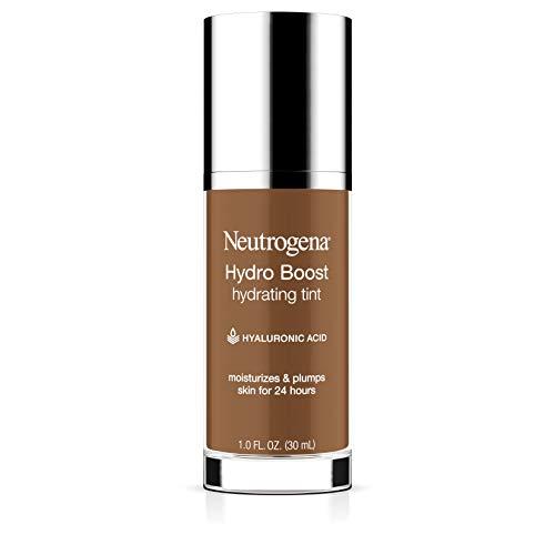 Neutrogena Hydro Boost Hydrating Tint, 1.0 Fl. Oz. 135 / Chestnut