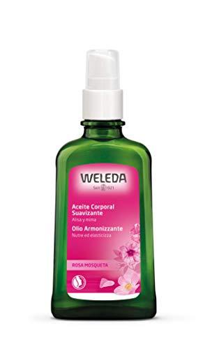 WELEDA Aceite Corporal de Rosa Mosqueta 100 ml