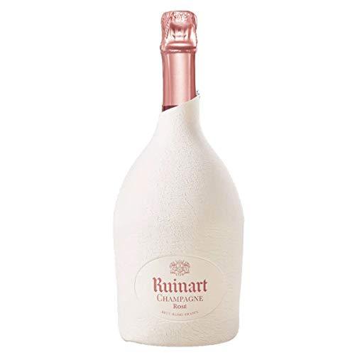 Ruinart Rosé Brut 0,75 l Second Skin, Champagner in Geschenkhülle