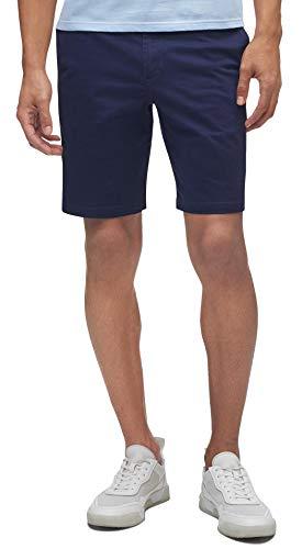 Calvin Klein Men's Refined Chino Stretch Short, Griffin 2020, 32