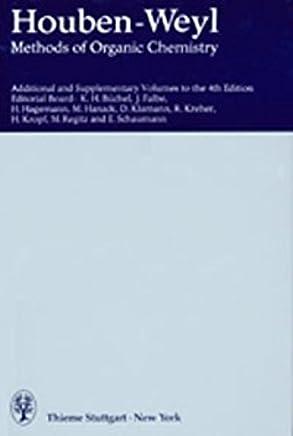 Houben-weyl Methods of Organic Chemistry: Substance Index