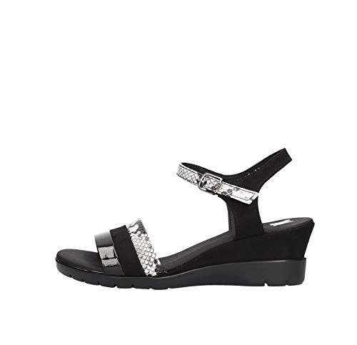 Callaghan Combi Sandalo Nero da Donna 29102 - negro - 40
