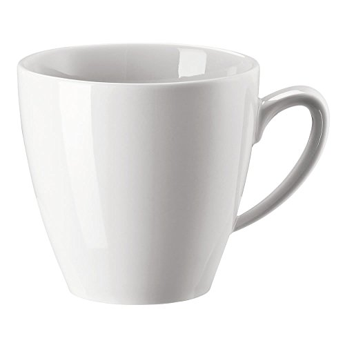 Rosenthal Kaffeetasse, Weiß
