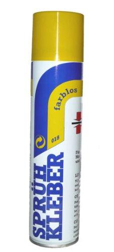 Sprühkleber - Spray Farblos