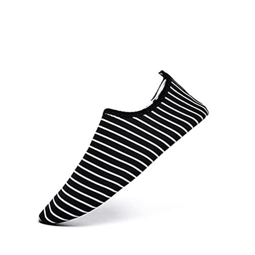 Hwqsw Zapatos Descalzos para Hombres Zapatos de Agua de Verano Mujer natación Calcetines de Buceo Antideslizante Aqua Zapatos Playa Zapatillas de Aptitud Zapatillas de Deporte (Size : 35/36)