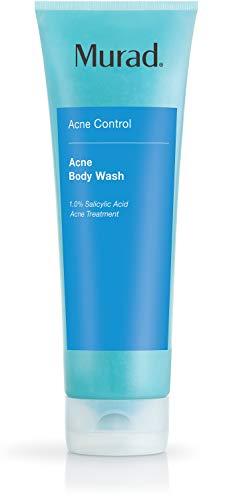 Murad Acne Body Wash (8.5 oz) Clarifying and Exfoliating Bodywash Gel with Salicylic Acid