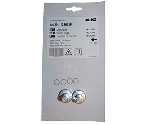 FKAnhängerteile 1 x ALKO - AKS1300 - Reibbeläge -AL-KO Nr. 1220759 - ETI 811120