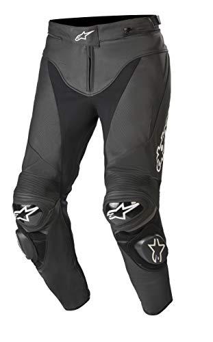 Alpinestars Track V2 Pantalones de moto de piel para hombre