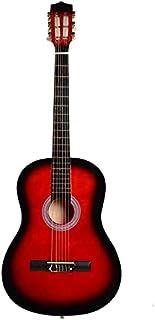 جيتار كلاسيكي كامل- أحمر