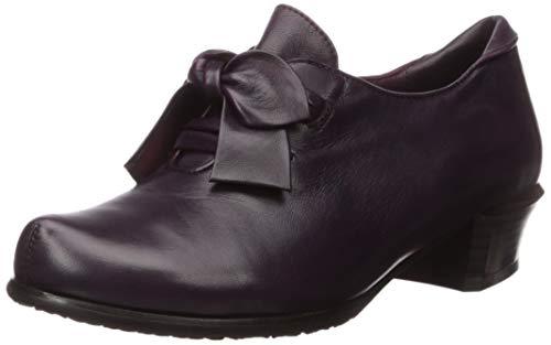 Spring Step Women's Ilda Slip-On Loafer, Plum, 41 EU/9.5-10 M US