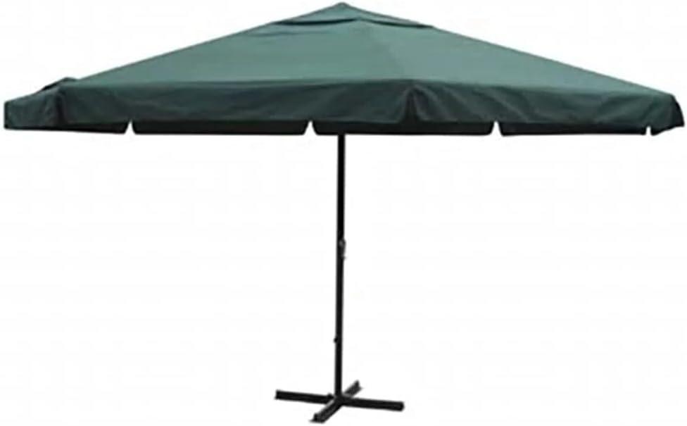 sale vidaXL Patio Umbrella 16 ft Aluminum Beach Parasol Outlet sale feature Outdoor Garde
