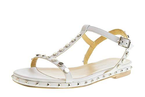 poesie veneziane scarpe POESIE VENEZIANE Scarpe Donna Sandali 1829 Bianco Taglia 36 Bianco