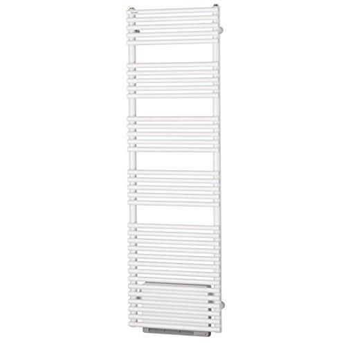 Sèche-serviettes Acova cala+air chauffage central LN-IFS 973+1000W - Blanc