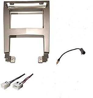 Kit de painel de instalação estéreo para carro ASC Audio, arnês de arame e adaptador de antena para instalar um rádio de r...