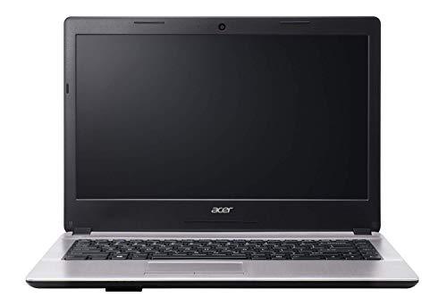 Acer One 14 Z2-485 14-inch Laptop (Core i5- 8250U/4GB RAM/1TB HDD/Windows 10 Home / 3 Years Warranty), Silver