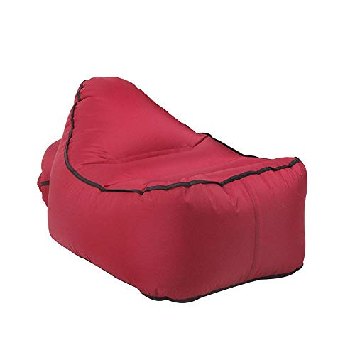 Nouveau Sofa Gonflable Paresseux Extérieur, Sofa -45 * 39 * 35cm D'air Des Enfants Se Pliants Portatifs , Pour Voyageurs, Piscine, Camping, Parc, Plage, Jardin