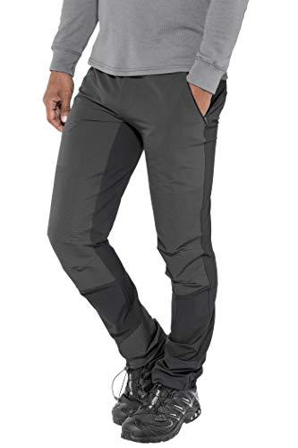 Salewa Agner Light DST Engineer M PNT Pantalon pour Homme, Homme, Pantalon, 00-0000027141, Black Out, s