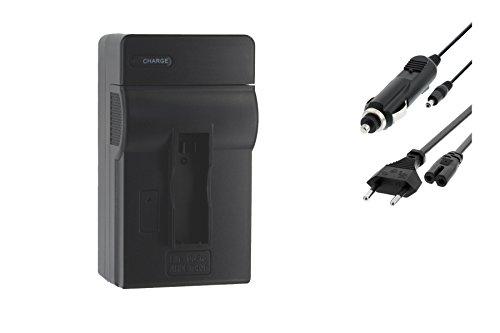 Caricabatteria (Auto/Corrente) AHDBT-401 per GoPro Hero4 Black, Silver, Surf & Music Edition
