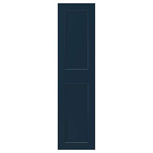 GRIMO puerta 50x195 cm azul oscuro