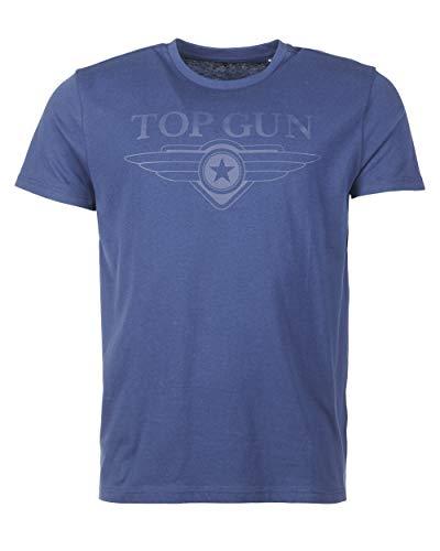 Top Gun Herren T-Shirt Schlicht Tg20201045 Navy,XL