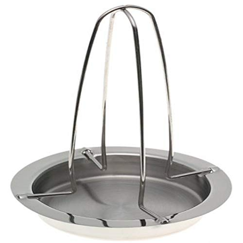 Norpro Deluxe Stainless Steel Vertical Meat Poultry Chicken Turkey Roaster, 266