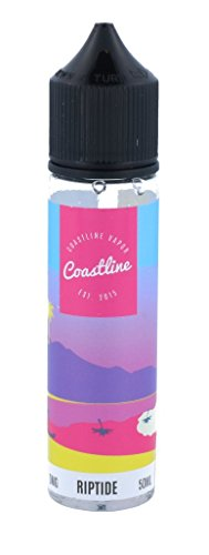 Coastline - Riptide - Shake and Vape - 50ml - 0mg - NIKOTINFREI