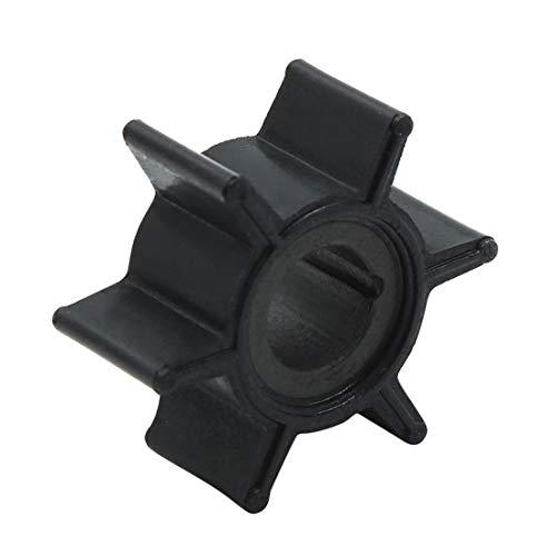 sourcingmap Ersatzrad für Außenbord-Wasserpumpe, schwarz, 47-16154-3