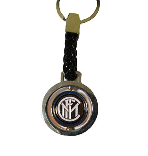 Giemme Werbeartikel - Schlüsselanhänger, drehbar, Inter-Mailand, für Fußball-Fans