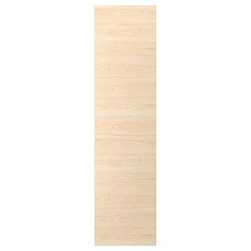 ASKERSUND panel de cubierta 61,5 x 240 cm efecto ceniza claro
