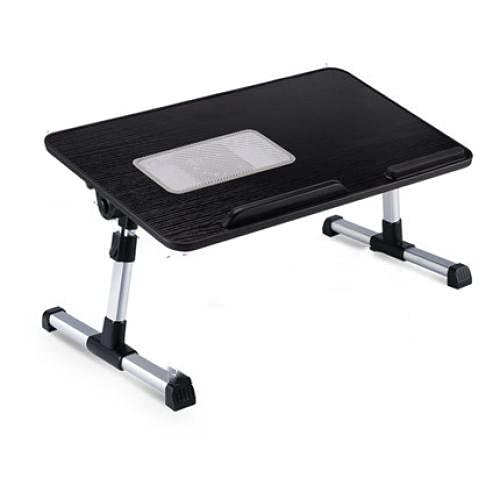 KaO0YaN Justerbart sängbord för bärbar dator, kan höjas och sänkas bärbart stående skrivbord, höjd och vinkel justerbart läsplatta för barn-3