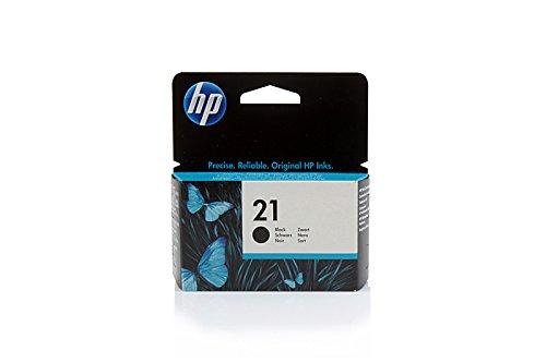 HP DeskJet D 1320 - Original HP C9351AE / Nr 21 - Cartouche d'encre Noir -
