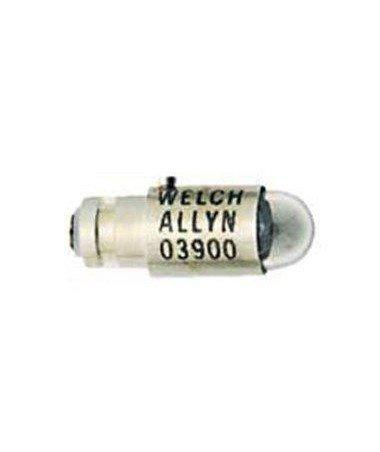 Welch Allyn 03900-U - Bombilla halógena (2,5 V)