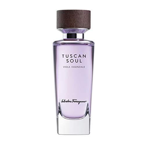 Salvatore Ferragamo Tuscan Soul Viola Essenziale Eau De Toilette 2.5 Oz Spray.