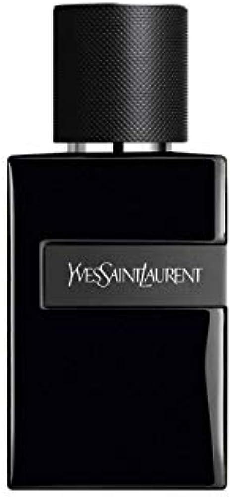 yves saint laurent y men le parfum, eau de parfum,profumo per uomo,  100 ml, spray 3614273318105