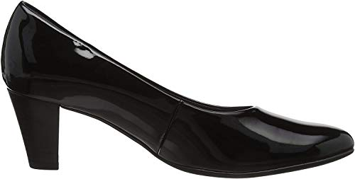 Gabor Shoes Damen Comfort Basic Pumps, Schwarz, 38 EU