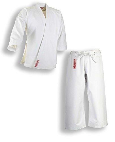 Ju-Sports Karateanzug Master weiß 12 oz.