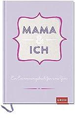 Erinnerungsbuch – MAMA und ICH