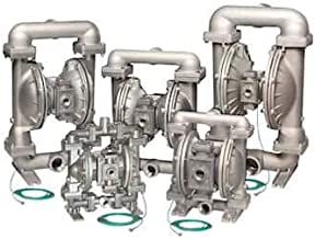 Warren G20B1ABTXNSX00 Rupp Air-Operated Natural Gas Powered Double-Diaphragm Pump, 2