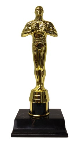 Large Achievement Victory Award Trophy Statue