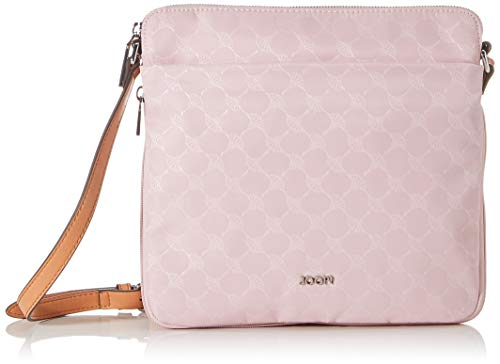 Joop! Damen Nylon Cornflower Lola Shoulderbag Mvz Schultertasche, Pink (Rose), 7x24x25 cm