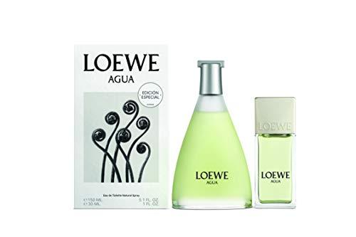 Loewe Loewe Agua De Loewe Set Edt 150 Ml+30 Ml Iconos 2018-30 Mililitros