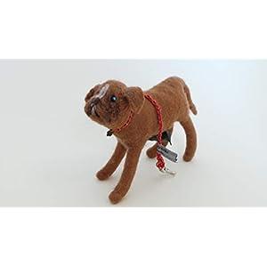 Kotbeutelspender Boxer, Gassitäschchen, Kottütenbeutel für die Hundeleine, Geschenk Hundebesitzer, Kottüten, Kotbeutel,