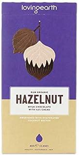 Loving Earth Hazelnut Mylk Chocolate 80 g
