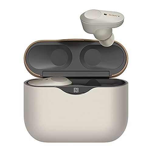 Fone de Ouvido Bluetooth WF-1000XM3 Sony Prata